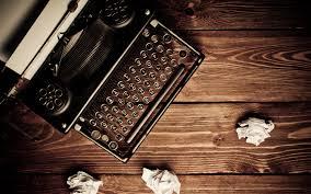 Eerste versie manuscript nieuwe roman is klaar