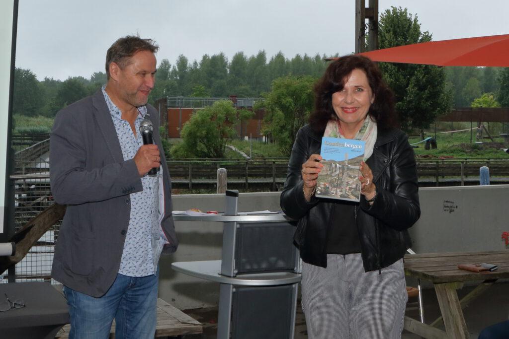 Marcel Beijer en Hilde van Garderen Gouden Bergen verschenen